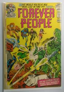 Forever People (1st Series) #7 Jack Kirby 5.5 (1972)