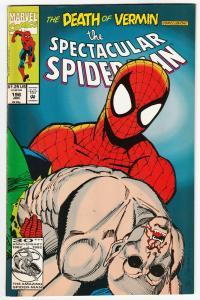Spectacular Spider-Man #196 (Marvel, 1993) VF