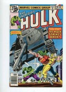 Incredible Hulk 229 VF Origin of Moonstone