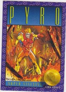 1993 Skybox X-Men #71 Pyro
