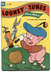 Looney Tunes and Merry Melodies #138 1953- Golden Age comic FN