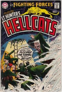 Our Fighting Forces #119 (Jun-69) VF/NM+ High-Grade Lt. Hunter, the Hellcats