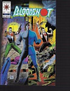 Bloodshot #5 (Valiant, 1993) NM