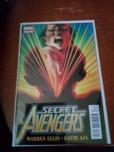 Secret Avengers #18 (2011)