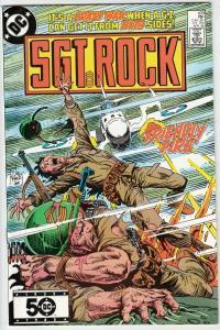Sgt. Rock #409 (Apr-86) NM/MT Super-High-Grade Sgt. Rock, Easy Co.
