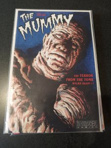 ​THE MUMMY #1 NM MONSTER COMICS