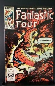 Fantastic Four #263 (1984)