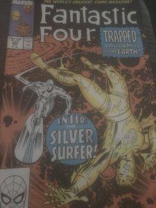 Marvel Fantastic Four #325 Mint Feat Silver Surfer