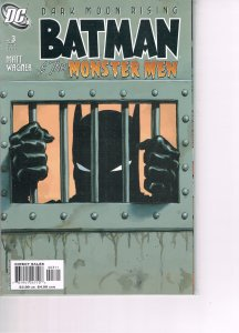 Dark Moon Rising - Batman & the Monster Men #3 (2006)
