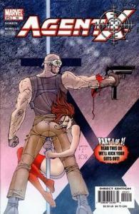 Agent X #10, NM-