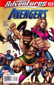 Marvel Adventures The Avengers #18 VF/NM; Marvel | save on shipping - details in