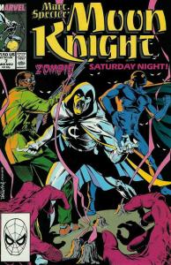 Marc Spector: Moon Knight #7 FN; Marvel   save on shipping - details inside