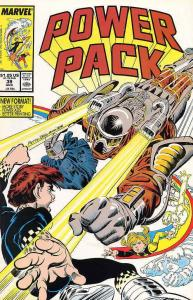 Power Pack #39 FN; Marvel   save on shipping - details inside