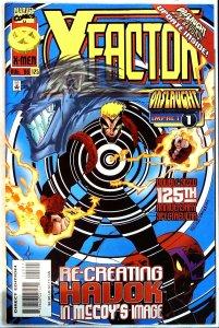 X-Factor #125 (1996)