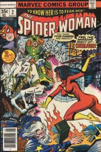 Spider-Woman (1978 series) #2, VF- (Stock photo)