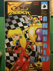 Gold Digger annual '97 #3