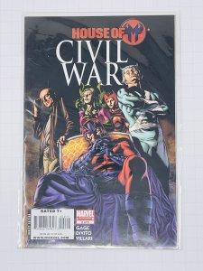 House of M: Civil War #2 (2008)