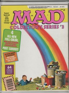 MAD COLLECTORS SERIES #3 VG/F A01221