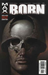 Born #1 VF/NM; Marvel   save on shipping - details inside