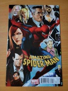 Amazing Spider-Man #645 ~ NEAR MINT NM ~ 2010 Marvel Comics