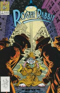 Roger Rabbit #8 VF/NM; Disney | save on shipping - details inside