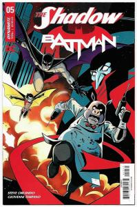 Shadow Batman #5 Cvr C (DC, 2018) NM