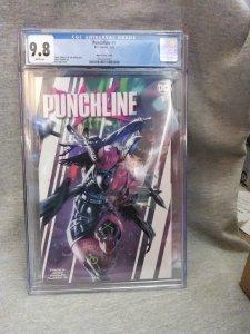 Punchline Special #1 Ngu Variant 9.8 CGC