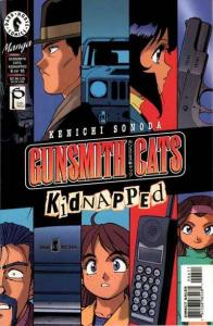 Gunsmith Cats: Kidnapped #6, NM + (Stock photo)
