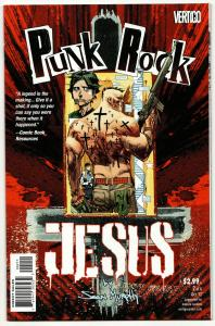 Punk Rock Jesus #2 (DC, 2012) VF/NM