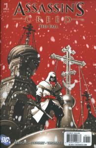 Assassin's Creed: The Fall #1 VF/NM; WildStorm | save on shipping - details insi