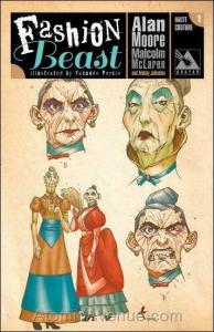 Fashion Beast #1B VF/NM; Avatar | save on shipping - details inside