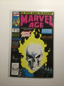 Marvel Age 87 Near Mint Nm Marvel