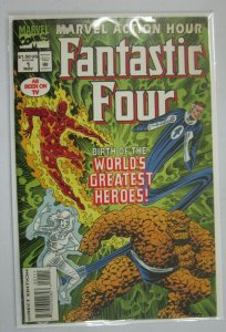 Marvel Action Hour Featuring the Fantastic Four #1 Unpolybagged 6.0 FN (1994)