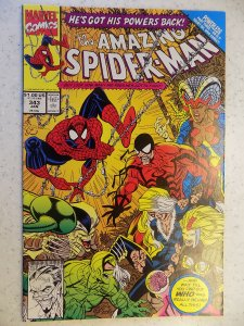 AMAZING SPIDER-MAN # 343 MARVEL ACTION ADVENTURE