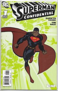 Superman Confidential   # 1 FN (Kryptonite 1) Cooke, Sale