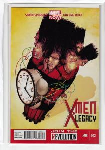 X-MEN LEGACY (2012 MARVEL) #2