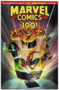 Marvel Comics #1001 (2019) NM
