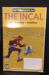 The Black Incal Deluxe #1 (2013)