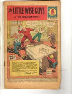 Daredevil # 78 GD Lev Gleason Comic Book 1951 Golden Age Charles Biro Art BE1