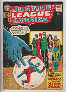 Justice League of America #14 (Sep-62) FN/VF Mid-High-Grade Justice League of...