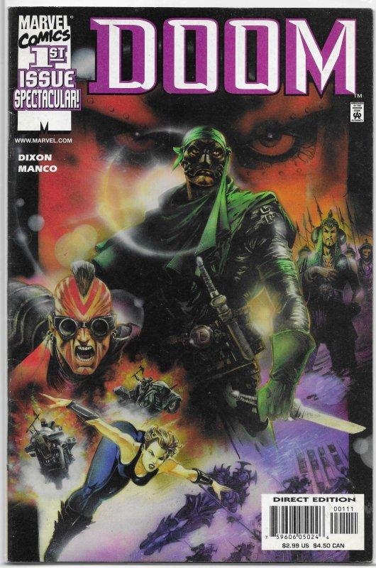 Doom   #1 of 3 GD