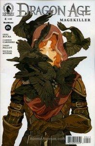 Dragon Age: Magekiller #4 VF/NM; Dark Horse | save on shipping - details inside