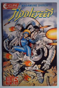 Appleseed: Book 3 #1 (1989)