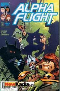 Alpha Flight (1997 series) #8, VF+ (Stock photo)