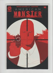 American Monster #6 NM 9.4 High Grade!