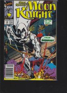 Marc Spector: Moon Knight #13 (1990)