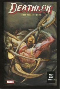 Marvel DEATHLOK (1990 Series) #3 VF Marvel Legends Reprint