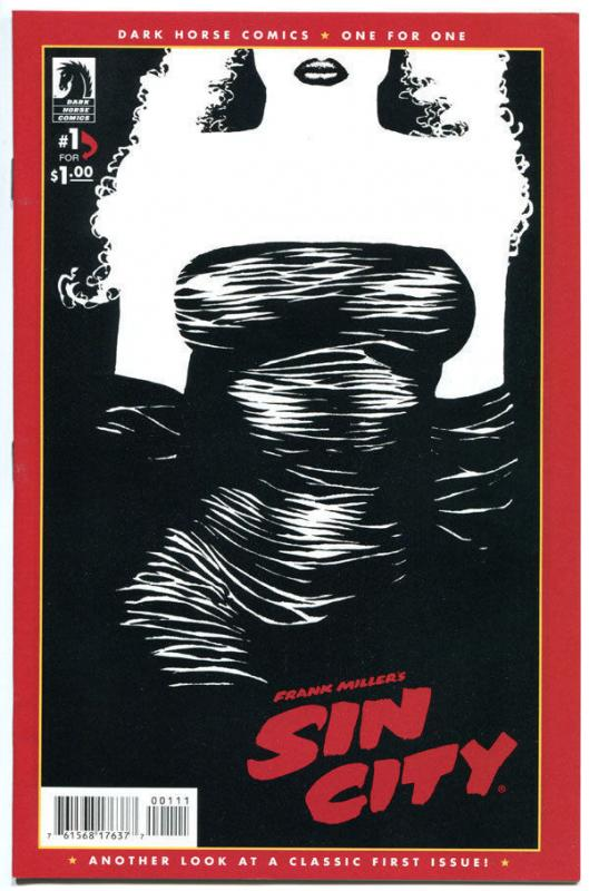 SIN CITY :  ONE for One, VF/NM, Frank Miller, Femme Fatale, 2010, more in store