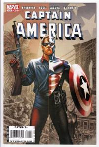 Captain America #43 (Mar-08) NM/MT Super-High-Grade Captain America aka Bucky...