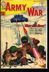 Our Army at War #106 (1961)